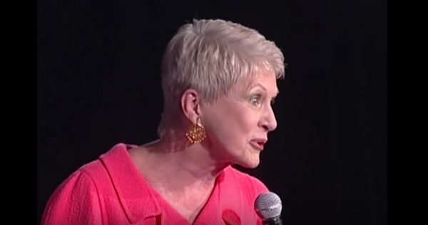 Funny Lady Jeanne Robertson And The Marmot Standoff