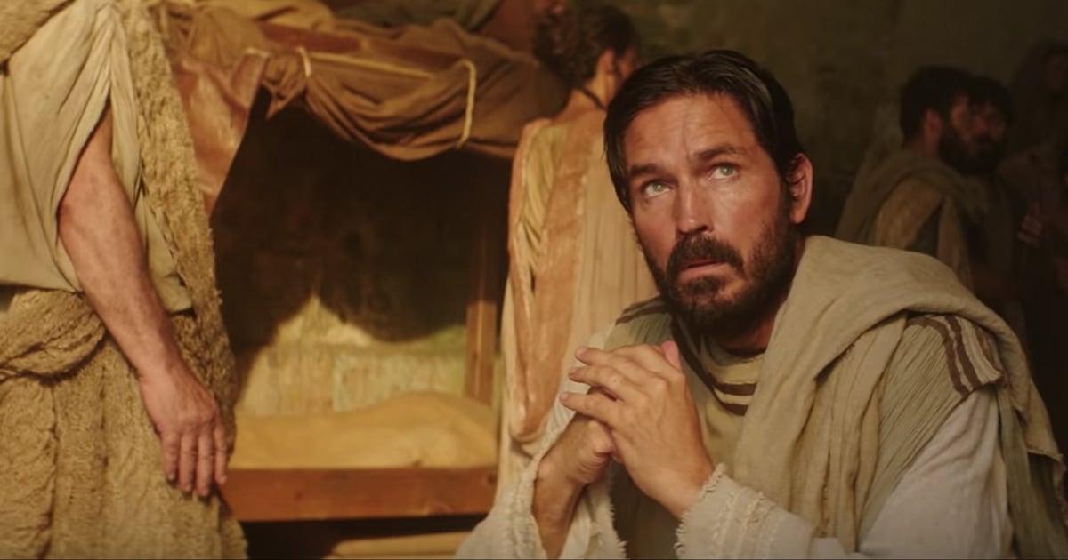 Jim Caviezel Talks Faith And His New Film Paul Apostle To ...