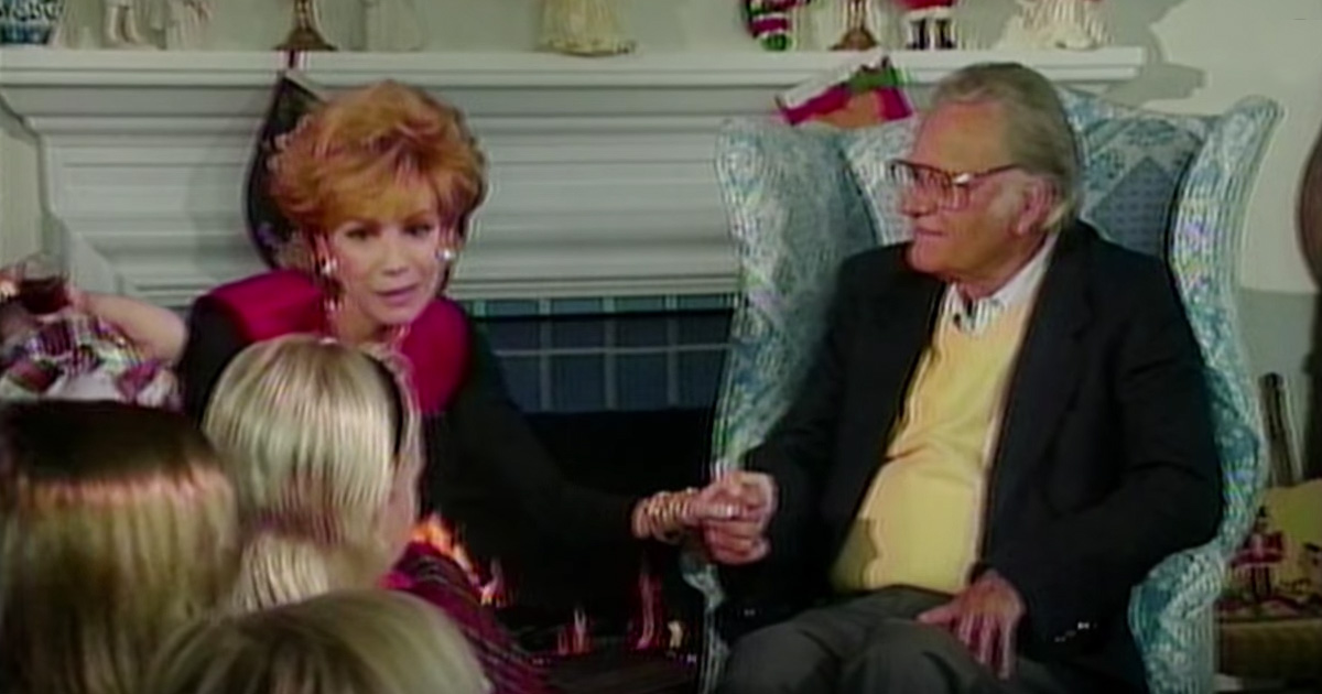 Kathie Lee Gifford Reacts To The Death Of Billy Graham