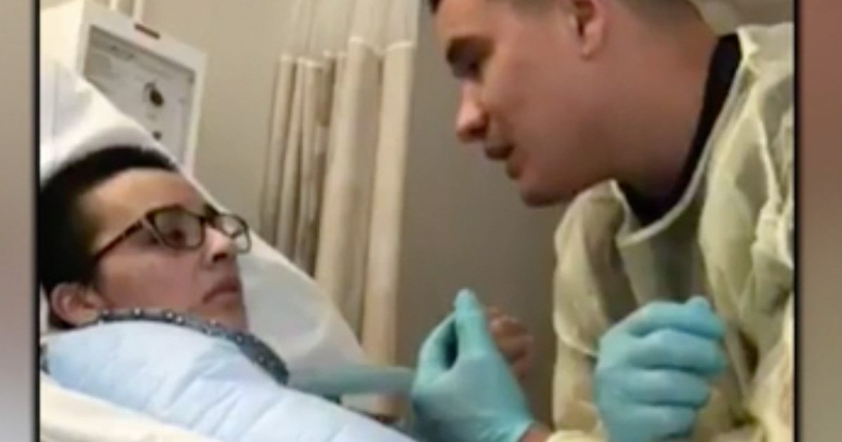 Miracle Mom Jovanna Calzadillas Recovers From Being Shot In The Head