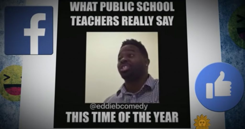 Teacher Turned Stand Up Comedian Eddie Brown