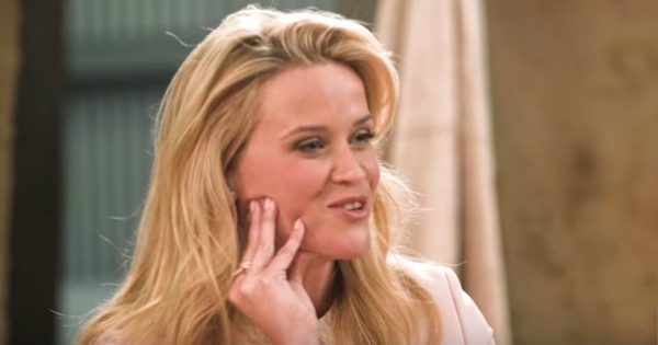 Reese Witherspoon Shares About Overcoming Abuse