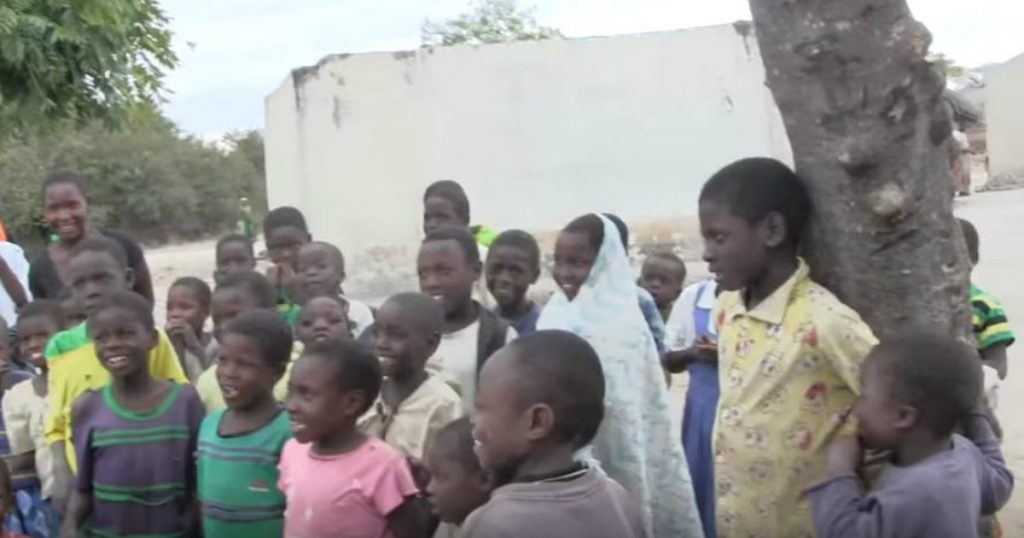 godupdates african children heard new music