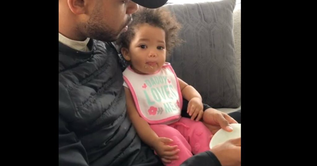 godupdates baby girl learns manners