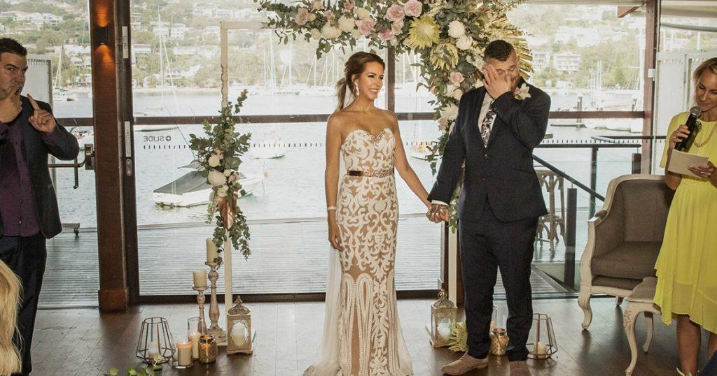 godupdates bride signs for deaf groom