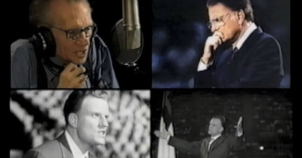 godupdates famous country artists thank billy graham