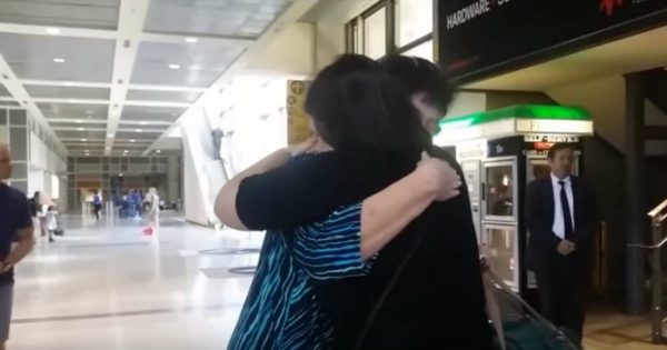 Adopted Daughter Reunited With Her Birth Mom After 48 Years