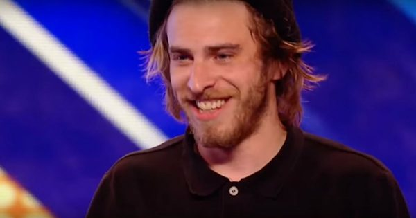 Homeless Man Gives A Flawless X Factor Audition