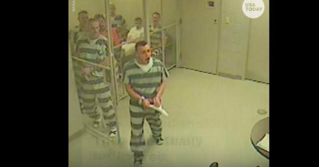 godupdates inmates helped save jail guard
