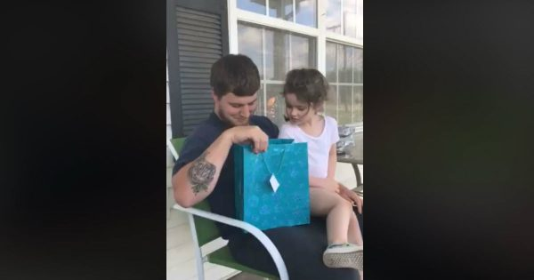 Little Girl Asked The Man Who Raised Her To Be Her Official Daddy