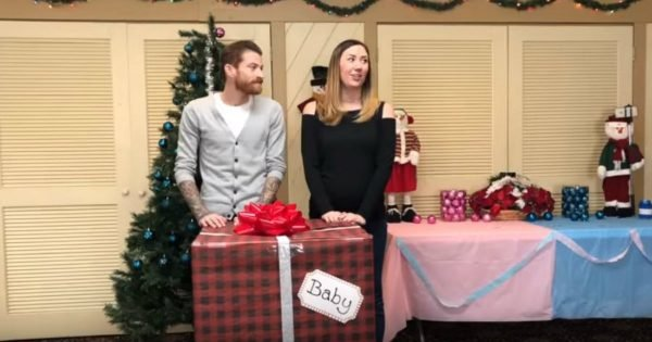 Couple's Gender Reveal Turns Into A Triple Surprise