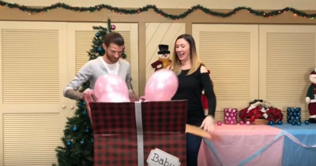 godupdates surprise triplet gender reveal