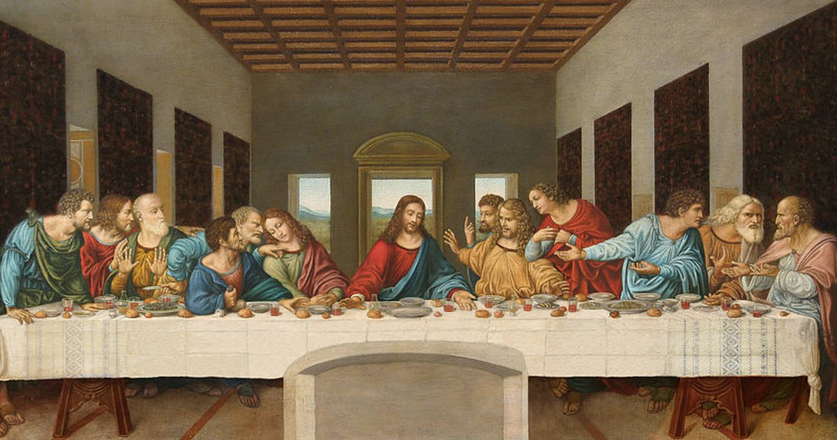 Image result for last supper