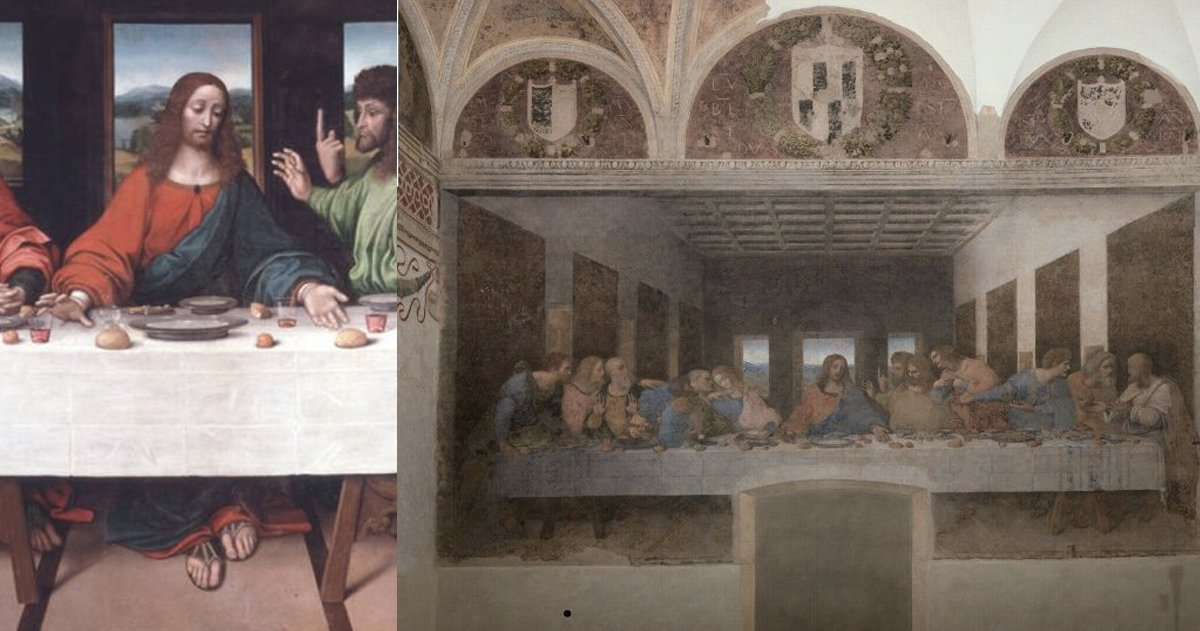 The Last Supper _ Jesus Feet _ Godupdates