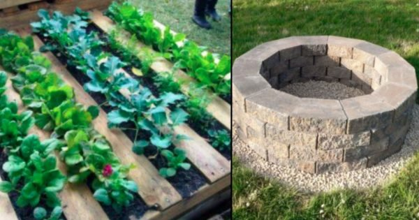 33+ DIY Projects To Get Your Garden & Yard Ready For Spring