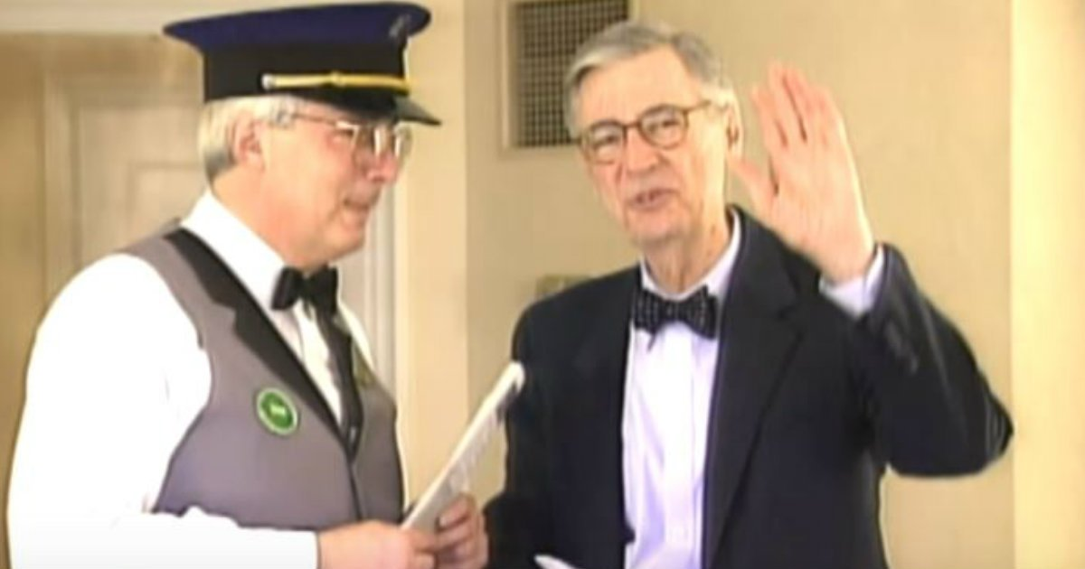 godupdate hidden camera television show pranked mr. rogers