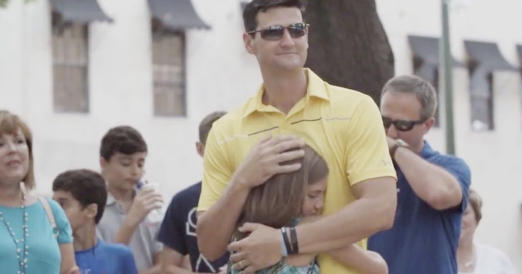 Brother And Sister Surprise Their Dad Who Is Battling Cancer With Musical Tribute