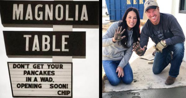 Chip And Joanna Gaines News: Their New Restaurant And A Proposal
