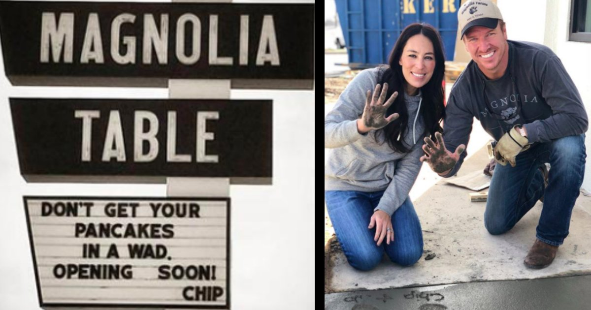 godupdates chip and joanna gaines opened a new restaurant fb