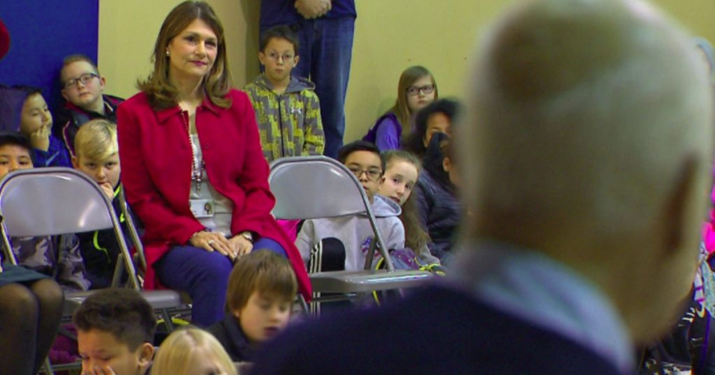 godupdates inspirational story of a veteran's unlikely reunion at elementary school assembly 1