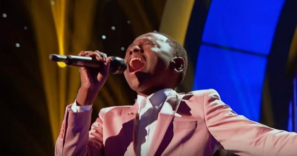 A 12-Year-Old Gospel Singer Gave An Unforgettable Worship Performance
