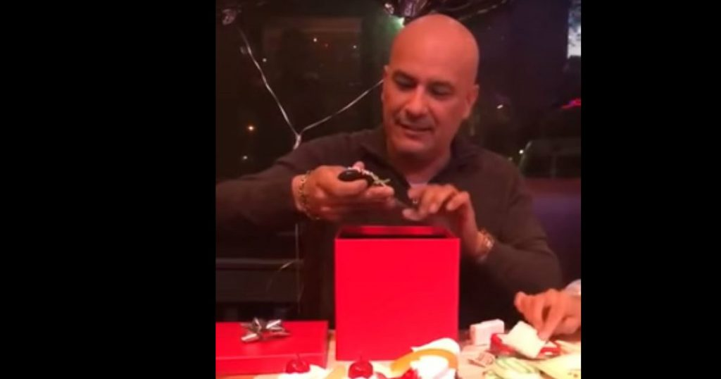 godupdates 50th birthday surprise