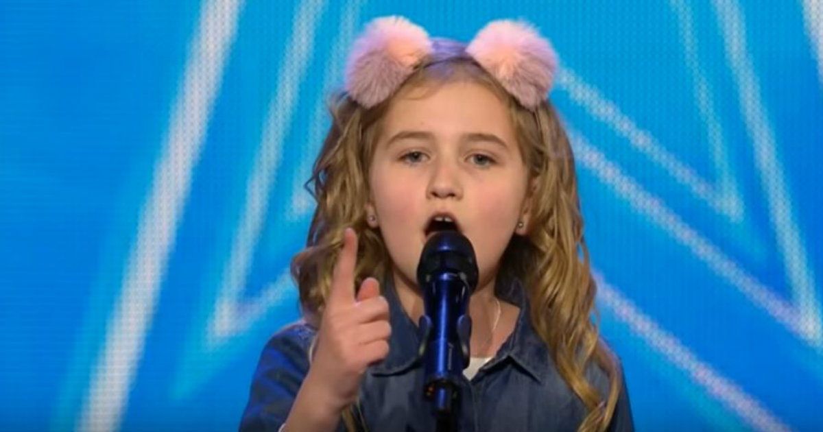 godupdates9-year-old singer wows judges