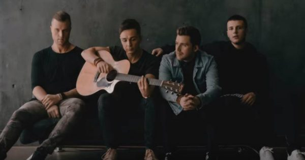 Amazing Hymn Mash-Up Cover Performed By Anthem Lights