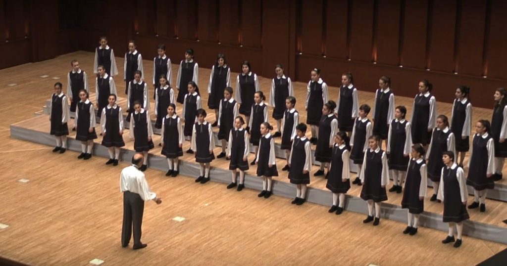 godupdates angelic choir sings flawlessly