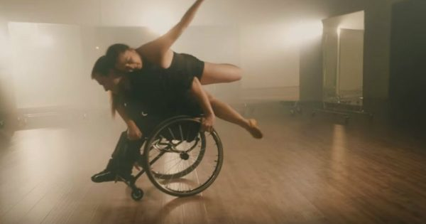 Ballroom Dancing Duo Defies Odds By Dancing With A Wheelchair