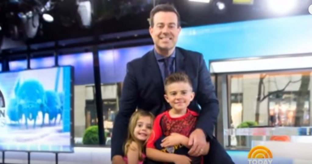 godupdates carson daly shares about anxiety