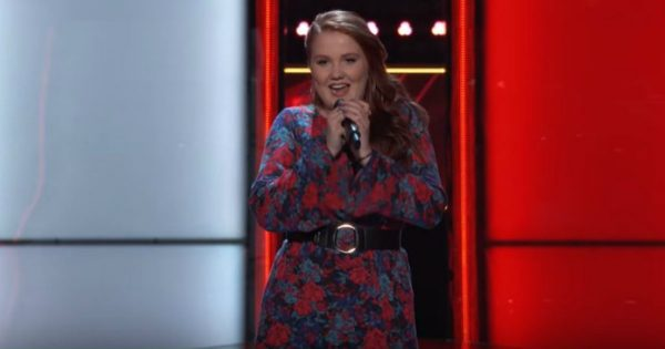 Judge Wowed By Contestant Who Sung One Of Her Songs