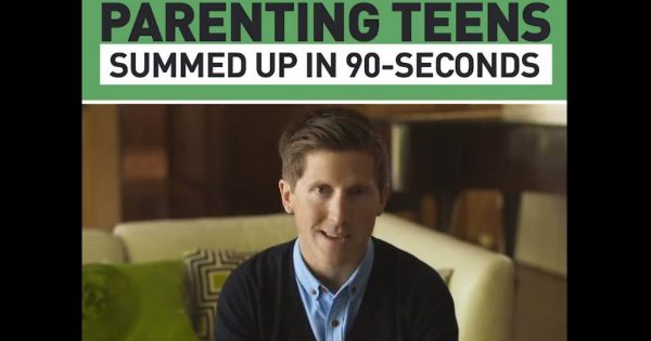 Man Helps Parents How To Understand Their Teenagers Better