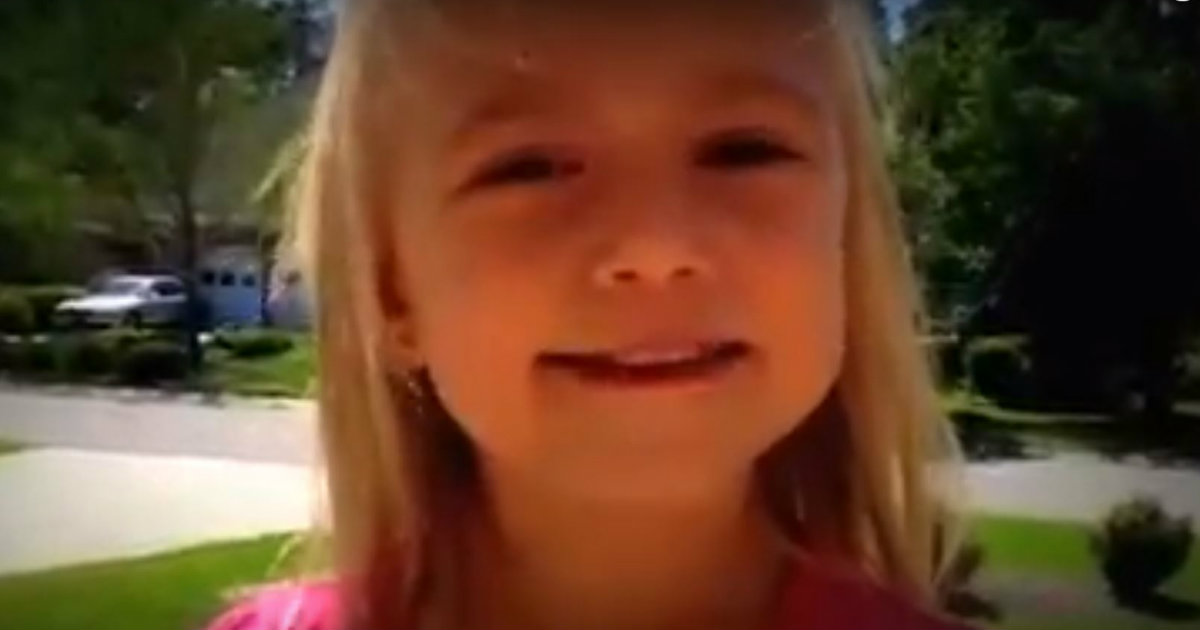 godupdates five-year-old little girl explained easter