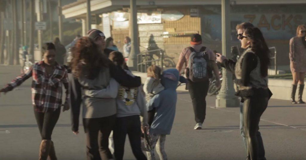 godupdates flash mob proposal