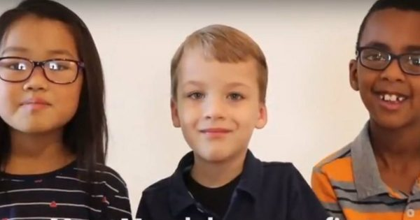 Three Children Tell The Story Of Jesus And His Empty Tomb In The Cutest Way