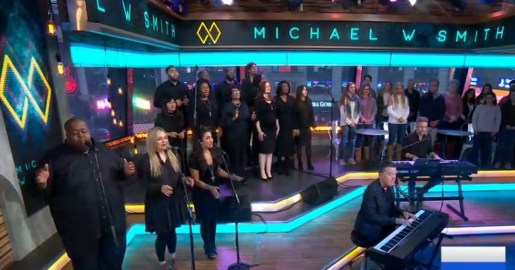 godupdates michael w smith impactful worship