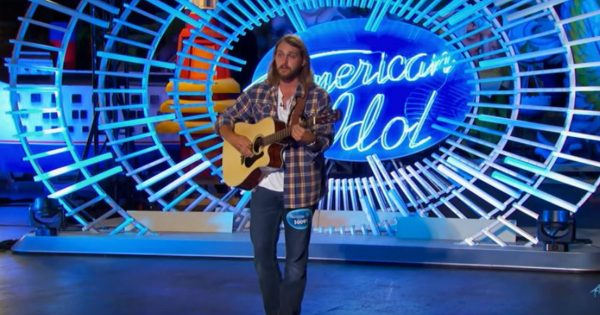 Amazing Songwriter Auditioned For American Idol After Losing His Mom To Cancer