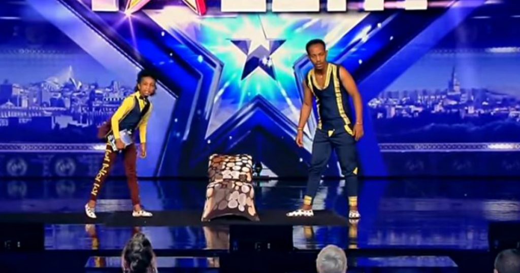 godupdates two acrobatic brothers audition