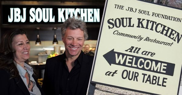Celebrity Musician Opens 'Soul Kitchen' To Fight Community Hunger