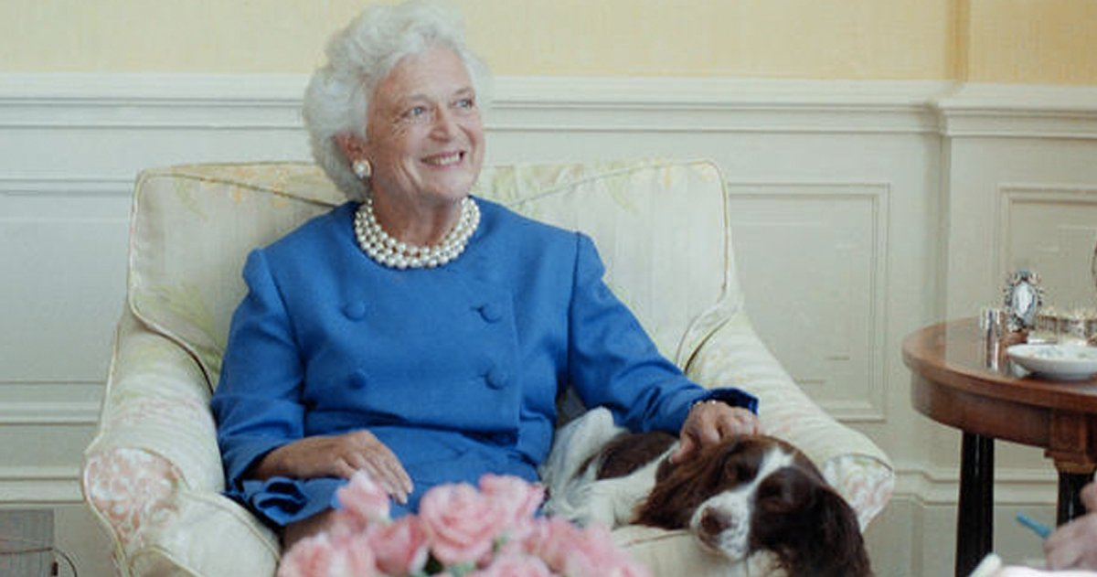 Barbara Bush Things You Didn't Know _ Godupdates
