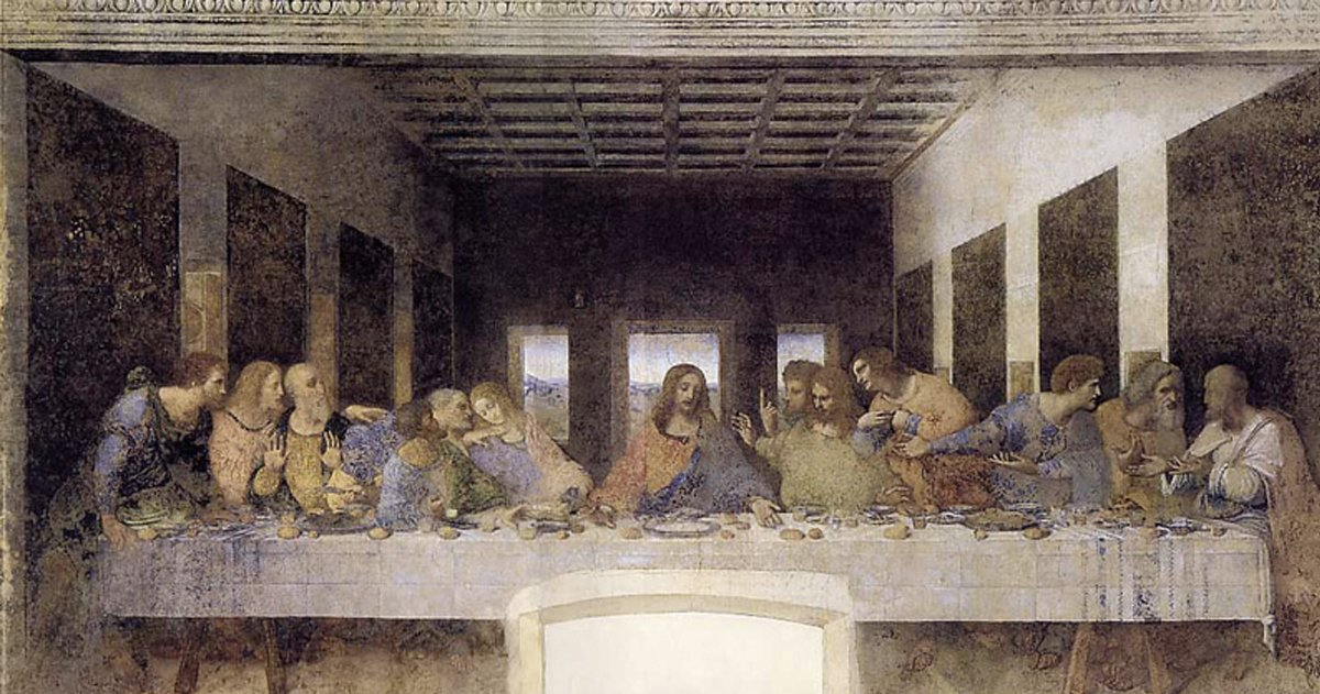 The last supper _ restored _ godupdates