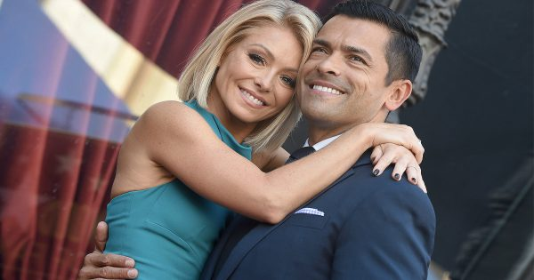 Husband Comes to Kelly Ripa's Defense After Body Shamers Bash Beach Pic
