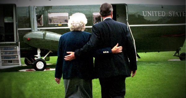 Barbara and George Bush's Powerful Love Story