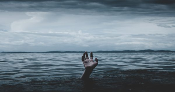 Drowning Man Says A Prayer And God Responds By Sending A Special Angel