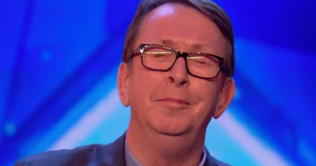 Singing Priest Auditions For Britain's Got Talent Goes Viral