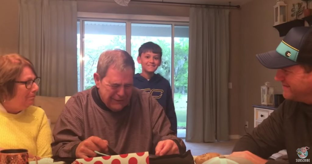 Son Asks His Dad To Be His Best Man