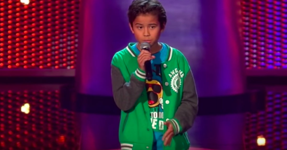 godupdates 10-year-old singer auditioned