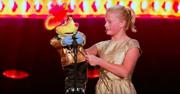 Young Puppeteer Gives An Incredible Performance On Little Big Shots