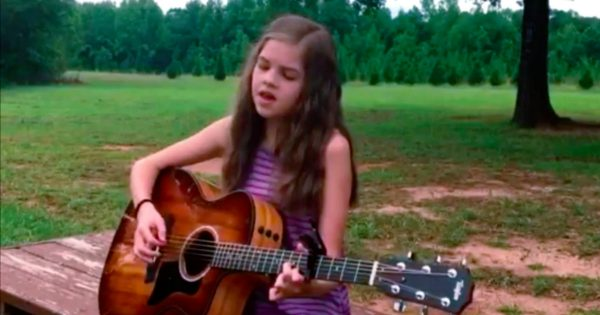 Amazing 14-Year-Old Country Singer Nails An Eagles Cover